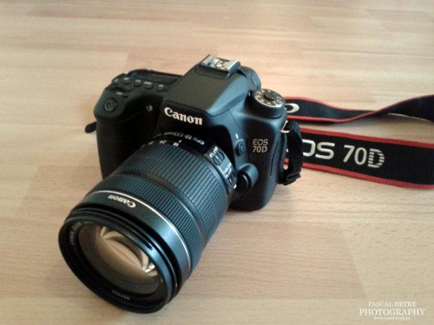 canon 70d kamera