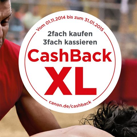 canon cashback winter 2014