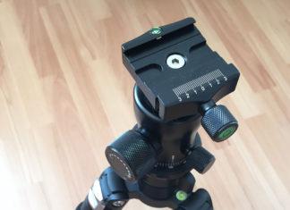 Rollei Rock Solid Beta Stativ mit T-5S Kugelkopf